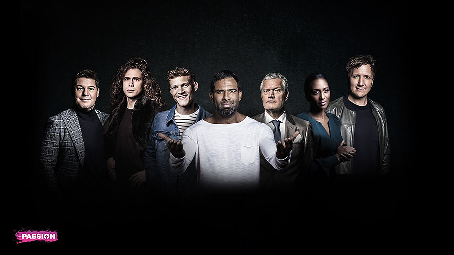 Wie speelt wie in The Passion 2019?