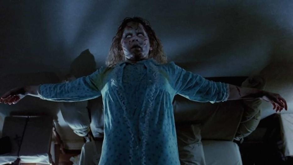 Linda Blair is van de duivel bezeten