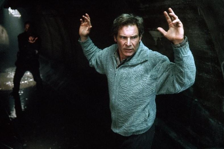 Harrison Ford slaat op de vlucht