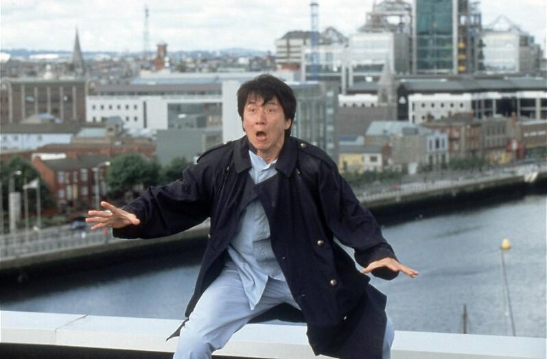Jackie Chan Tot