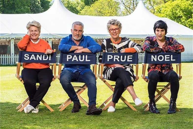 Bakken met kikkererwtenvocht in The great British bake off