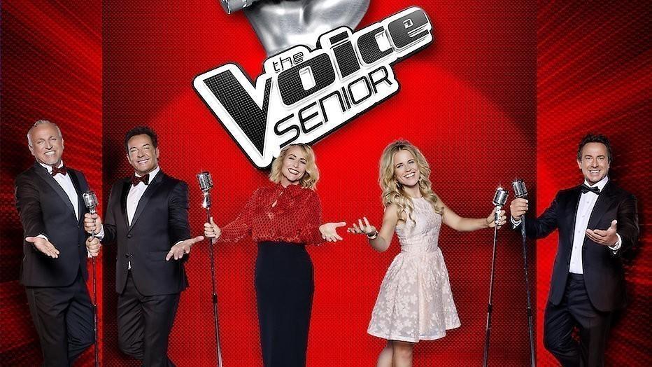 The Voice Senior trapt af met 1,57 miljoen kijkers