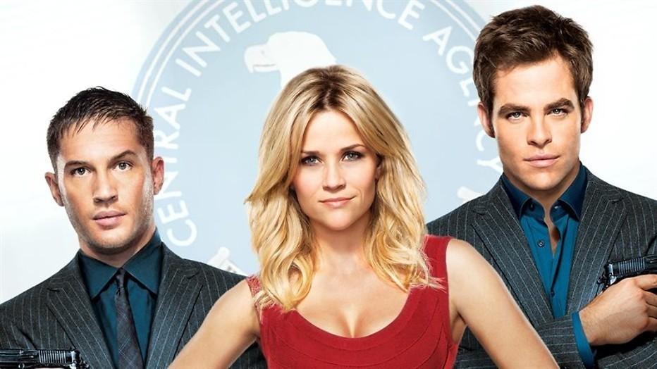 Vechten om Reese Witherspoon