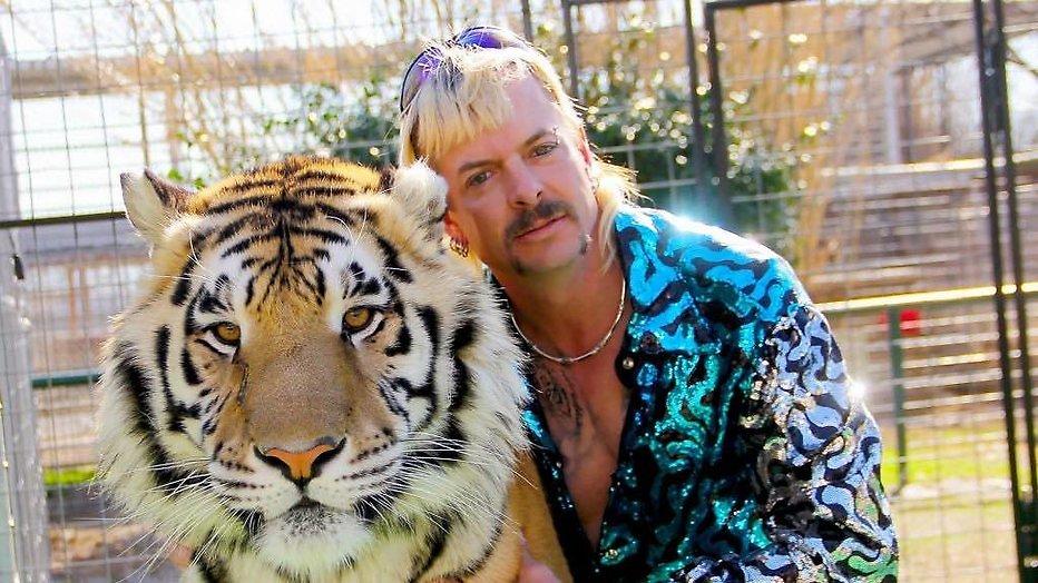 Trump overweegt gratie voor Tiger King-ster Joe Exotic