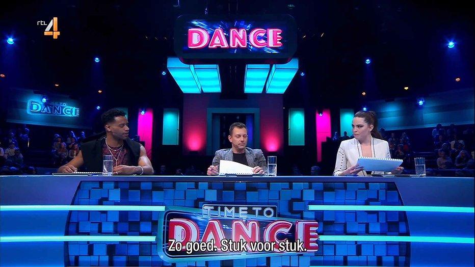 De TV van gisteren: Time To Dance begint boven het miljoen