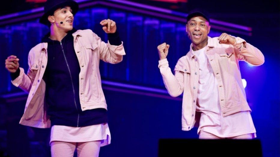 Humberto en Timor zoeken dansers voor Let's Dance