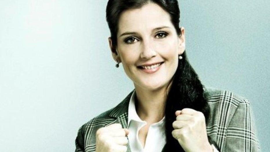 Actrice Tina de Bruin blij met vervolg Gouden Bergen