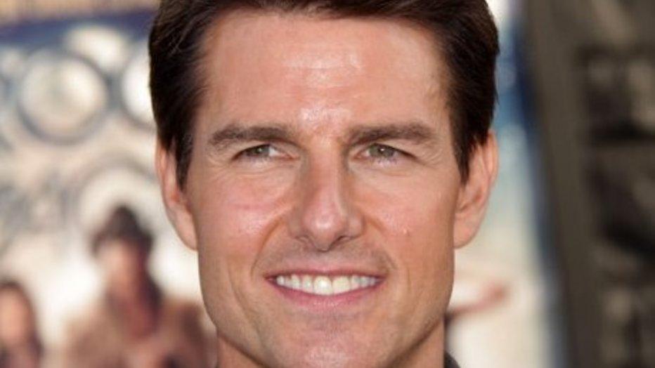 YouTube-hit: Tom Cruise ontsnapt aan aanrijding
