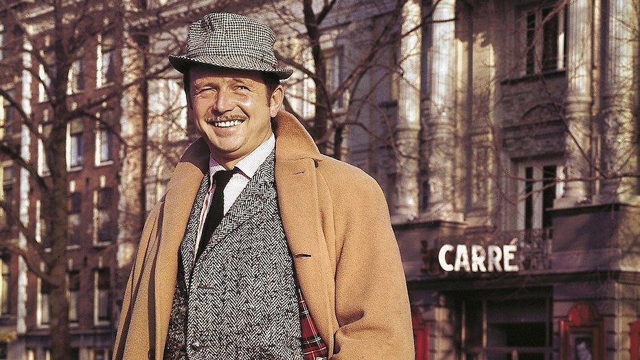 Winnaar Gouden Televizier-Ring 1965: Toon Hermans' One Man Show