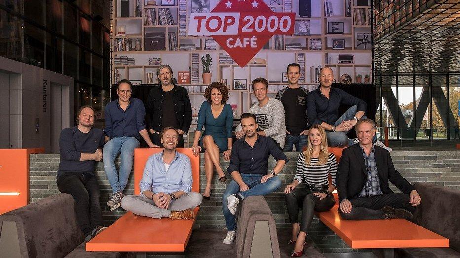 Vrouwen mogen ook presenteren bij Top 2000