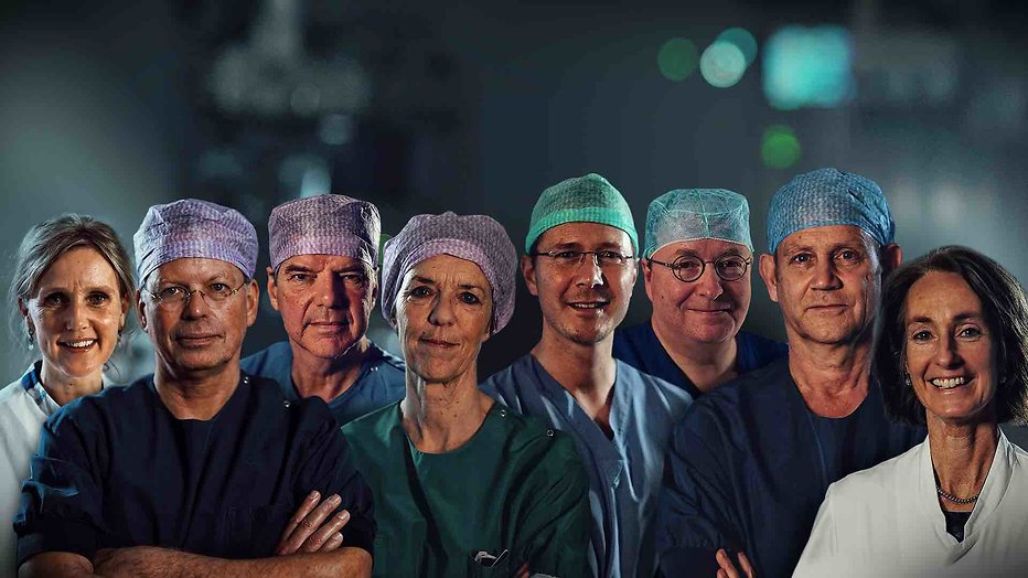 Artsen aan het woord in Topdokters op RTL 4