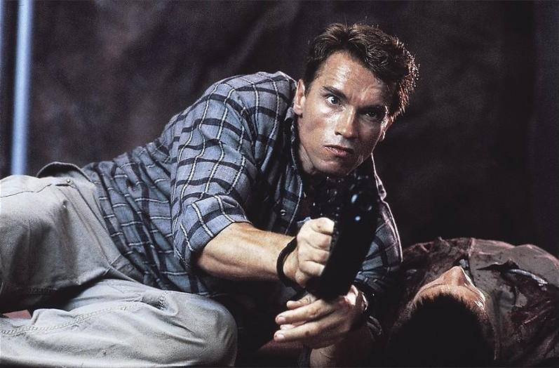 Arnold Schwarzenegger gaat naar Mars