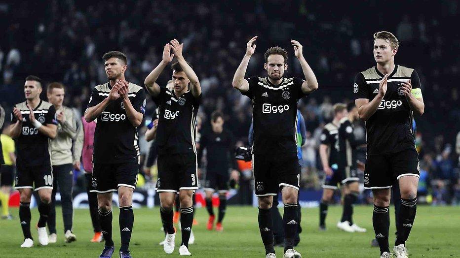 De TV van gisteren: Weer record met 3,9 miljoen voor Ajax