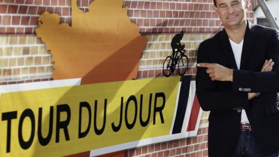 """RTL wilde Mart Smeets in Tour Du Jour"""