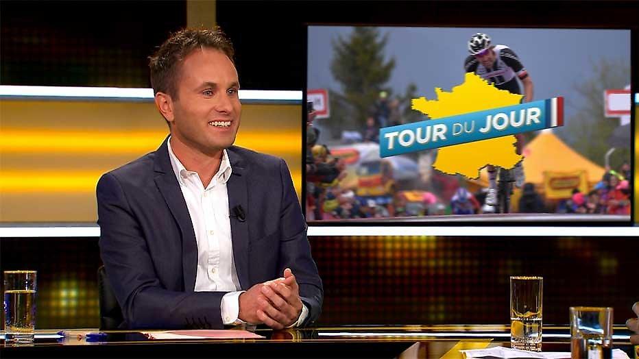 Bart Nolles mag door met Tour du Jour