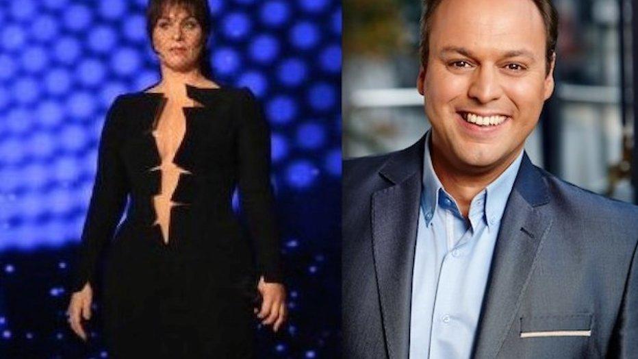 """Visioen Frans Bauer: """"Trijntje wint Songfestival dankzij jurk"""""""