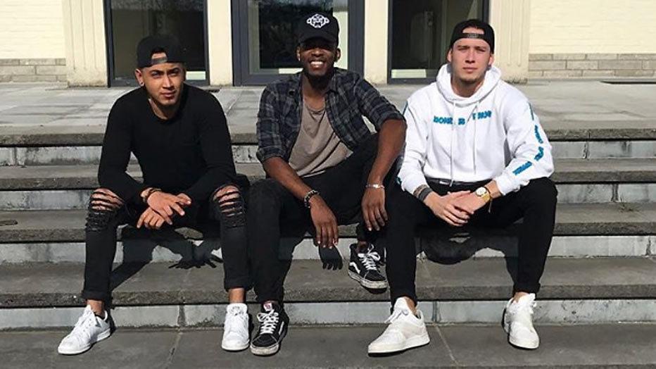 Jongens van Temptation Island beginnen merknaam Tempa Brothers