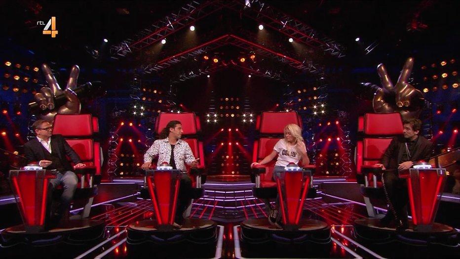 De TV van gisteren: The Voice als vanouds op kop met 2.7 miljoen kijkers