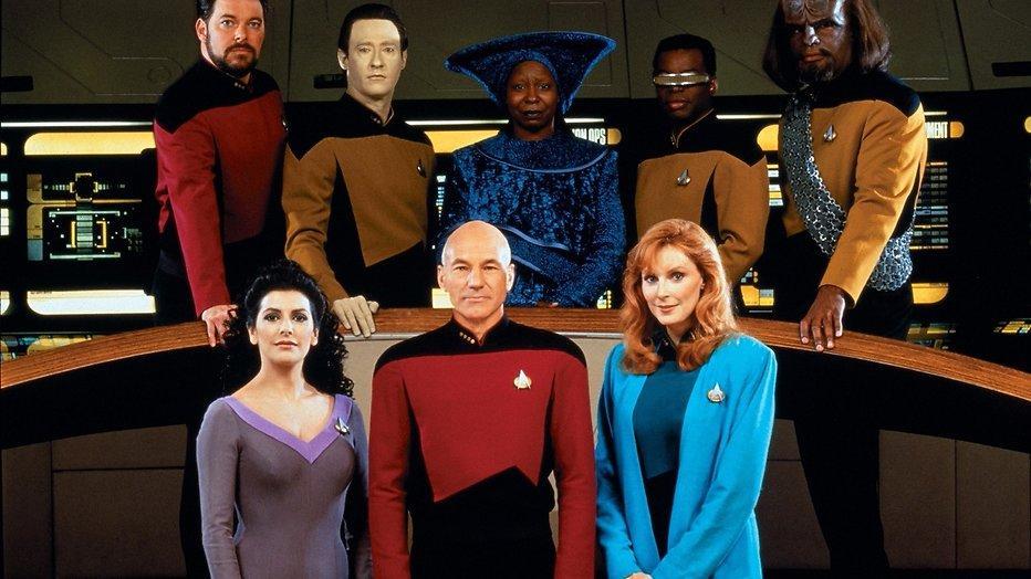 TNG-cast niet benaderd voor Picard-serie