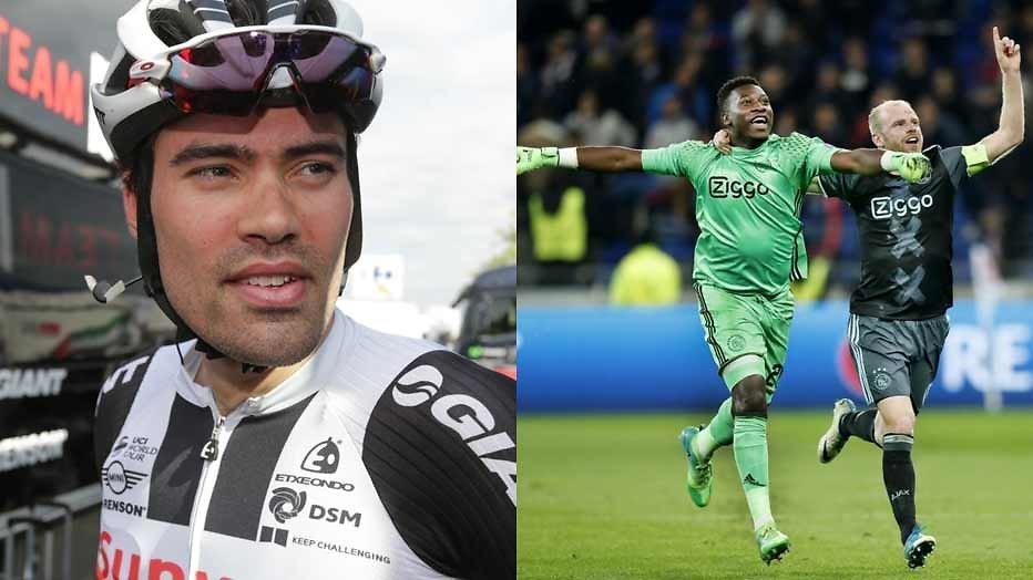 Kijktip: Ajax en Tom Dumoulin in De Week van Rood Wit en Roze