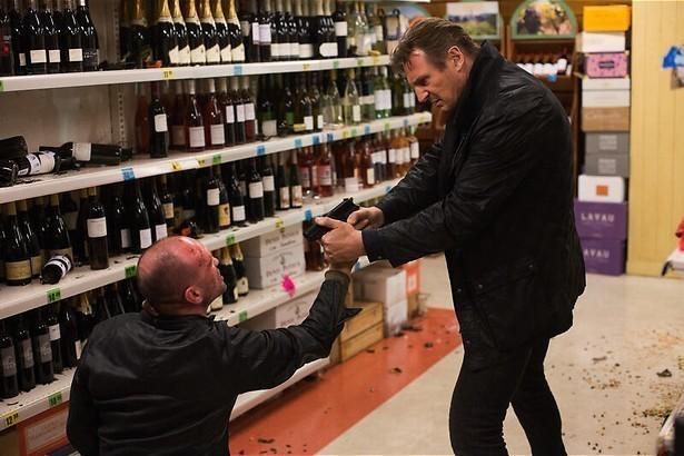 Heeft Liam Neeson zijn vrouw vermoord?