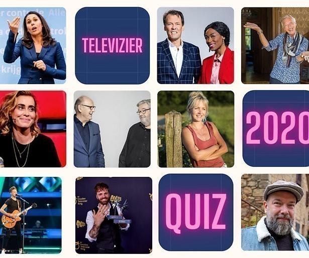 Doe mee met Televizier's grote 2020 TV-quiz!