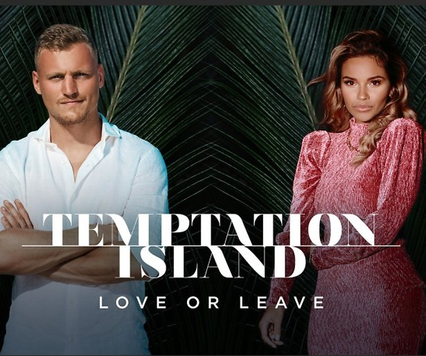 Monica Geuze en Kaj Gorgels presenteren Temptation Island spin-off