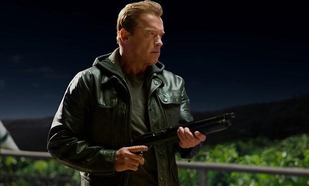 Arnold Schwarzenegger is – weer – terug