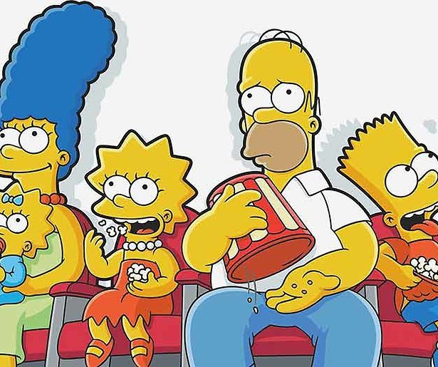 The Simpsons-marathon bij FOX