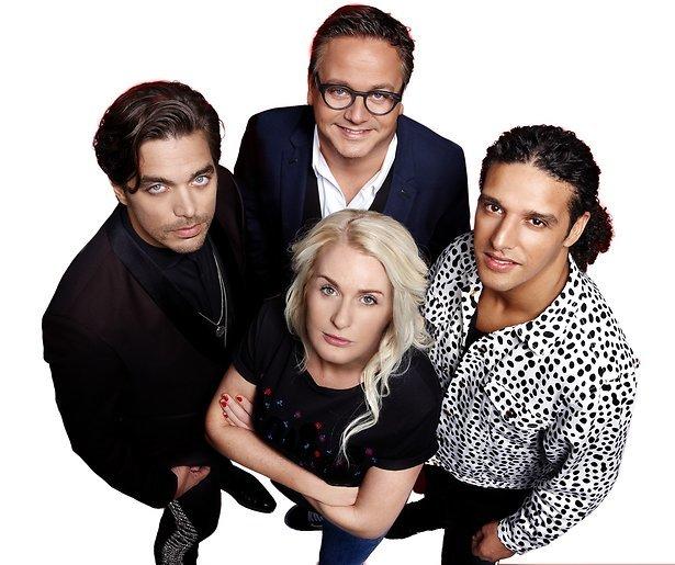 Guus Meeuwis stopt bij The Voice