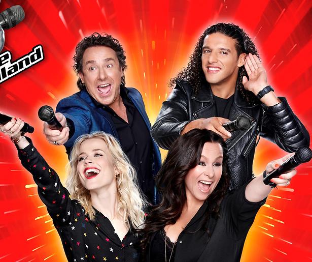 Kijkcijers: The Voice wint vrijdagavondbattle van Flikken