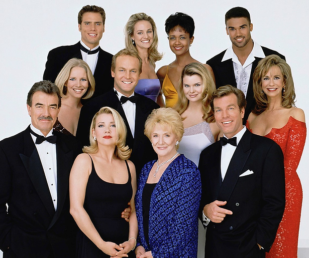 Young and the Restless grote winnaar Daytime Emmy Awards