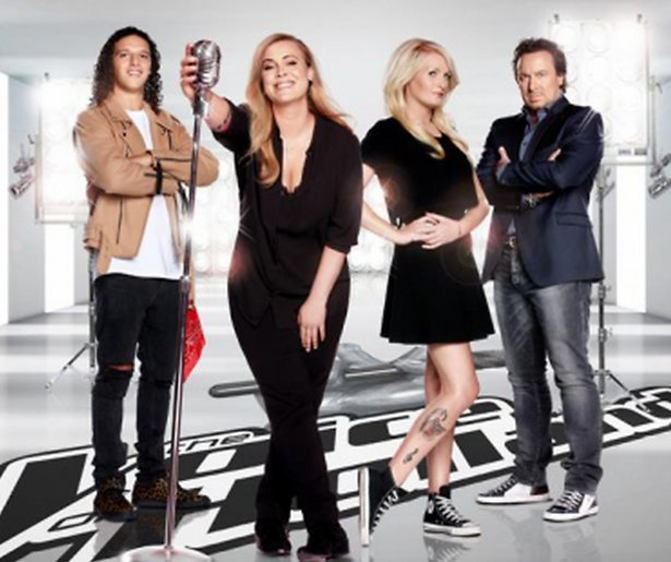 Sanne Hans en Marco Borsato over The Voice of Holland