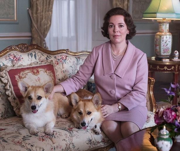 Elizabeth wordt ouder in nieuwe beelden van The Crown