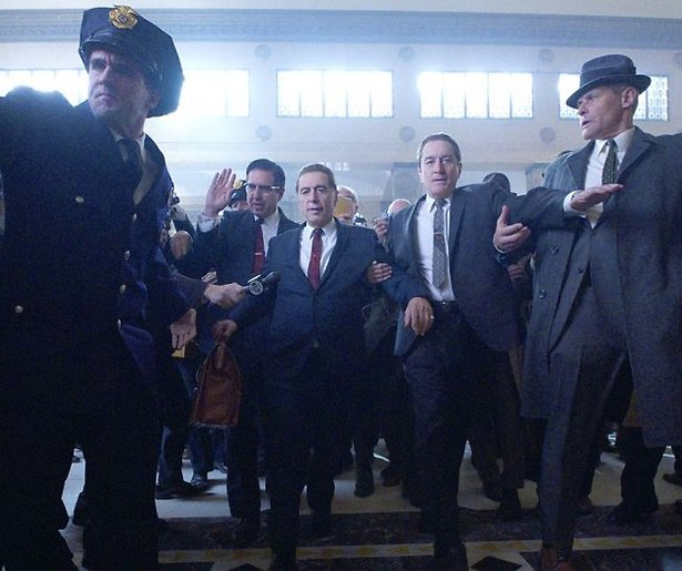 Scorsese-film The Irishman in november op Netflix