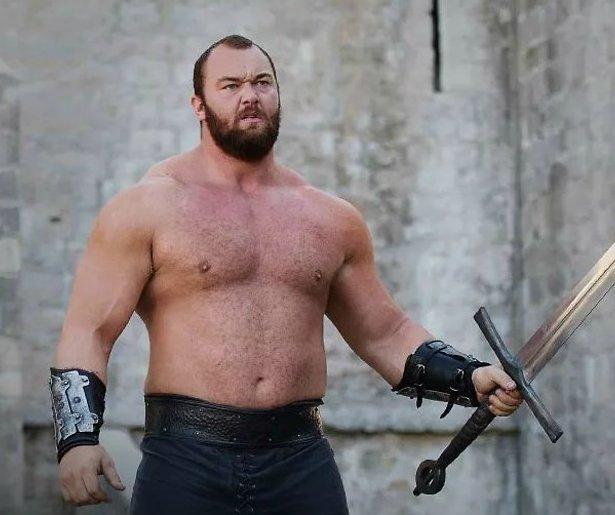 Game of Thrones-acteur vestigt wereldrecord deadliften
