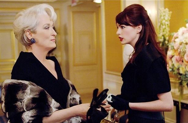 Meryl Streep regeert met ijzeren hand