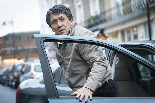 Jackie Chan wordt een dagje ouder