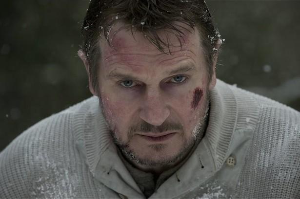 Op wolvenjacht met Liam Neeson