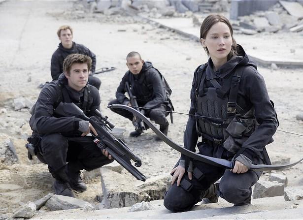 Werpt Jennifer Lawrence het regime omver?