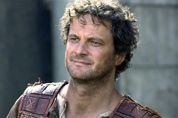 Colin Firth draagt een rokje
