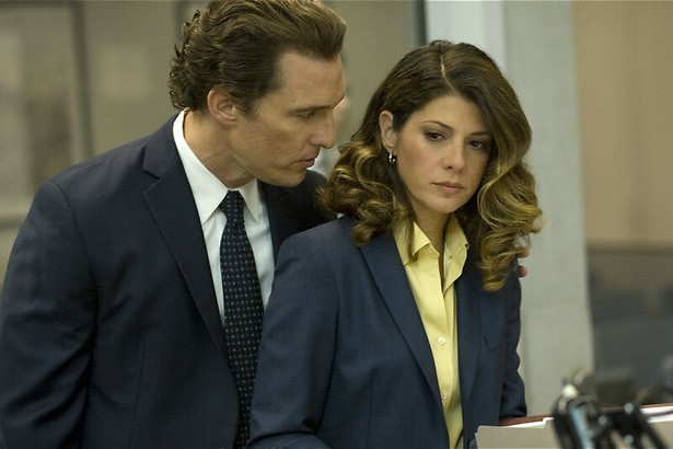 Matthew McConaughey als shabby advocaat