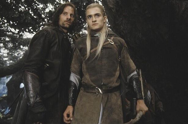 Frodo stapt stevig door