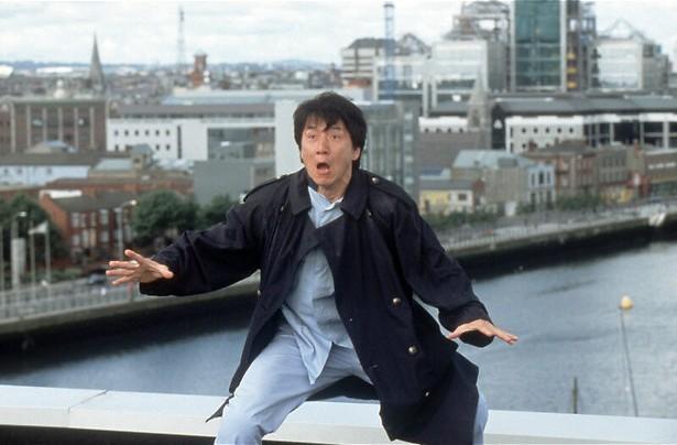 Jackie Chan krijgt superkrachten