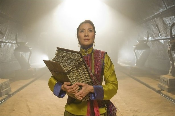 Chinese mummies veroveren het Verre Oosten