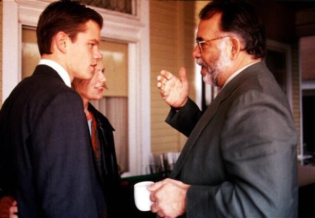 Matt Damon gaat de advocatuur in