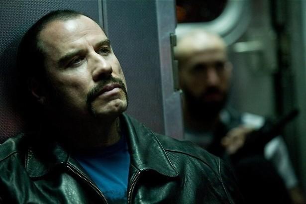 John Travolta kaapt de metro