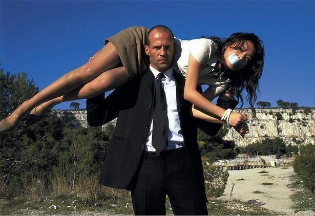Jason Statham vervoert duistere pakketjes