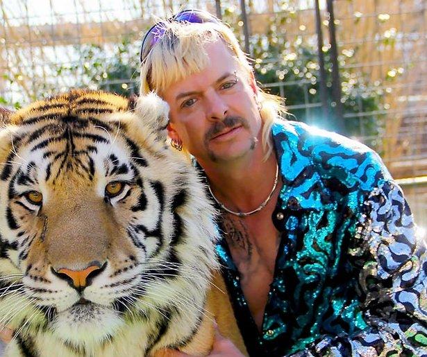 Tiger King Joe Exotic gaat voor presidentieel pardon