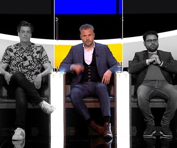 Kijkers Slimste Mens verbijsterd door Tijl Beckand